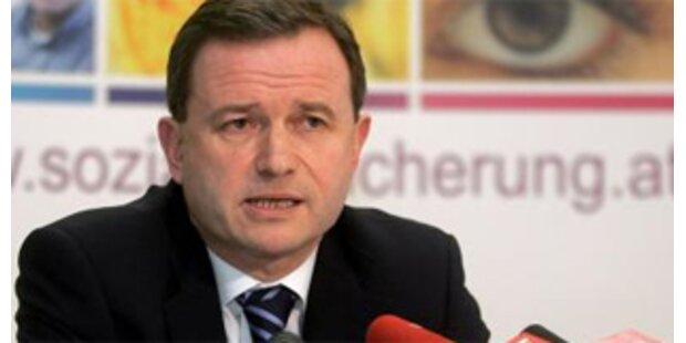 Kopf baut frustrierte ÖVP-Parlamentarier auf