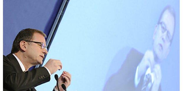 Kopf will Nulldefizite ab 2012