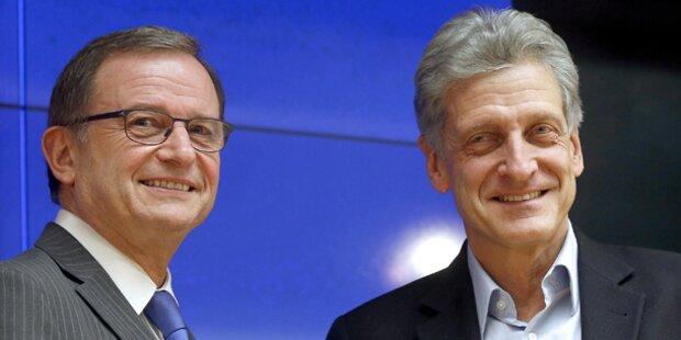 Karlheinz Kopf soll 2. NR-Präsident werden
