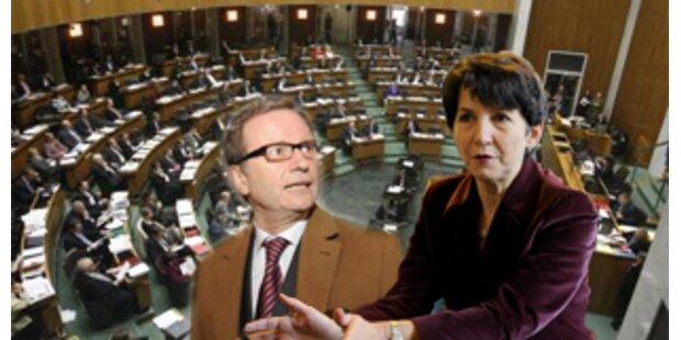 ÖVP kritisiert Prammer-Vorstoß zu Parlamentsferien