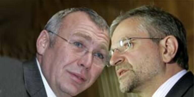 ÖVP und SPÖ liegen Kopf an Kopf