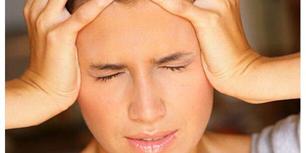 Der Herbst bringt Migräneattacken
