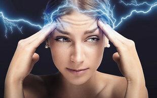Wetterwechsel: Warum wir jetzt Kopfweh haben