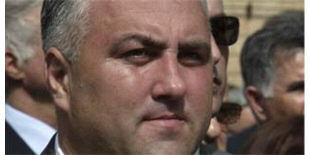 Irrer kroatischer General auf Flucht getötet