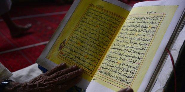 Saudis enthaupten Gotteslästerer