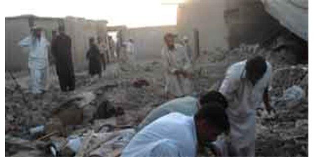 Fünf Tote bei Explosion in Koranschule
