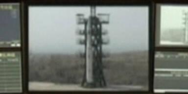 Nordkorea beteuert: 'Rakete dient friedlichen Zwecken'