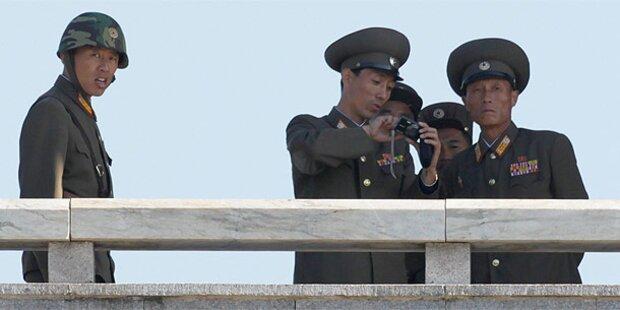 Nordkorea kündigte neuen Atomtest an