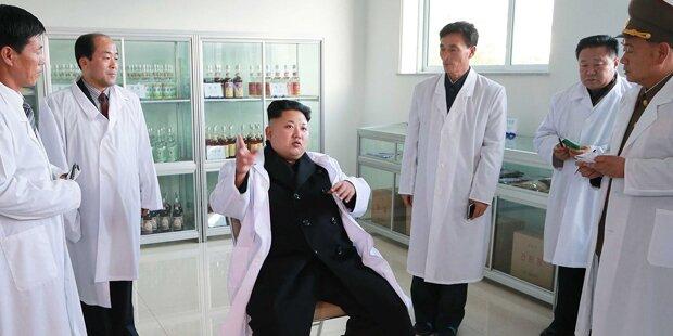 Irrer Kim ist weiter angeschlagen