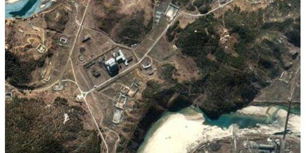Nordkorea nimmt Atomprogramm wieder auf