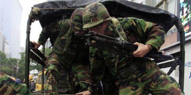 Südkorea verhängt Embargo gegen Nordkorea