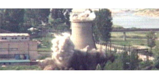 Nordkorea baut Atomreakter wieder auf