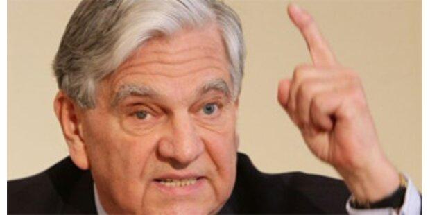 Ärger: Korinek verlässt Uni-Rat