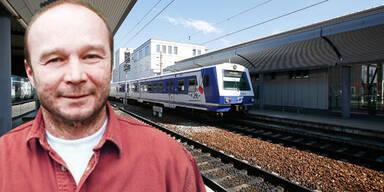 Sex-Täter entkam mit S-Bahn