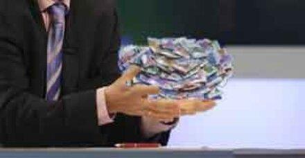23 Mrd. Euro Schaden durch Schmiergeld