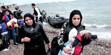 Asyl-Drama auf Trauminsel