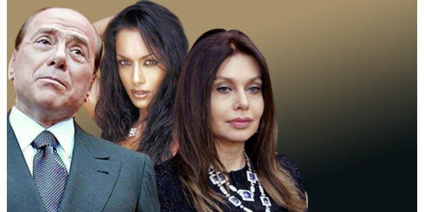 Spekulation um Scheidung bei den Berlusconis