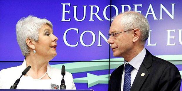 Kroatien: Klare Mehrheit für EU-Beitritt