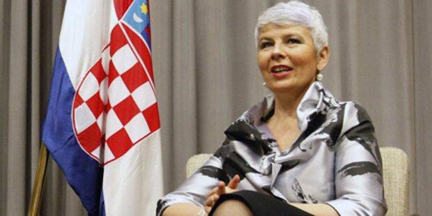 Kroatiens EU-Beitritt 2013 möglich