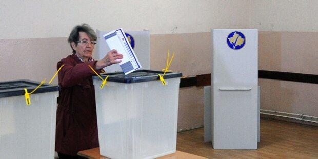 Lokalwahlen im Kosovo abgeschlossen