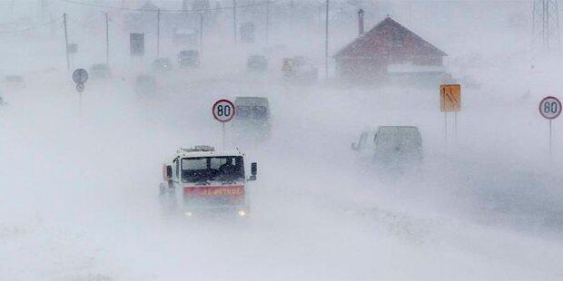 Mehr als 600 Kälte-Tote in Europa