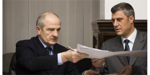 Neue Kosovo-Regierung steht