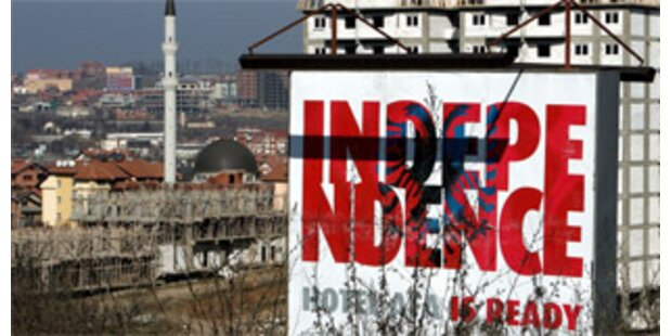 Kosovo erklärt sich am Sonntag unabhängig