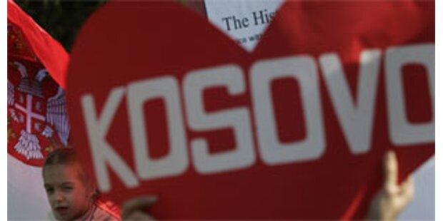 Kosovo feiert Unabhängigkeitserklärung vor einem Jahr