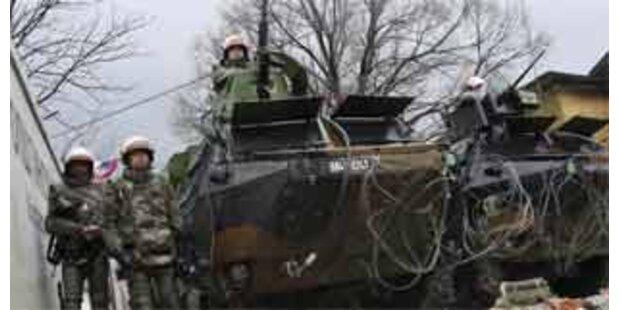 Kosovo-Unruhen dürften auch NATO-Gipfel beschäftigen