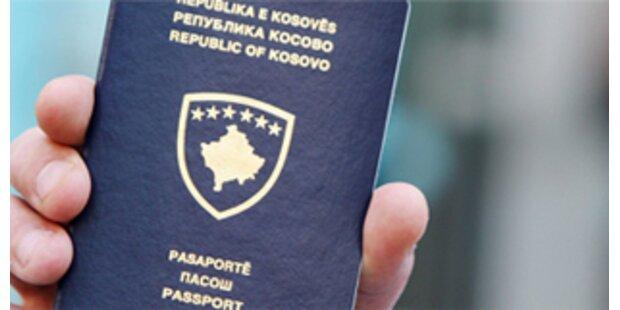 Montenegro und Mazedonien erkennen den Kosovo an