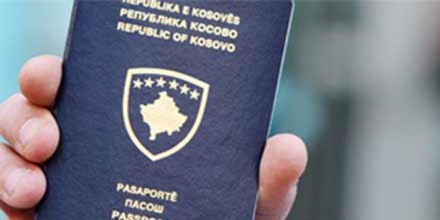 Serbien will lieber Kosovo als in die EU