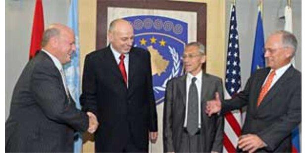 Kosovo-Gespräche in Wien