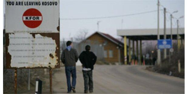 Serbien klagt die Unabhängigkeit des Kosovo