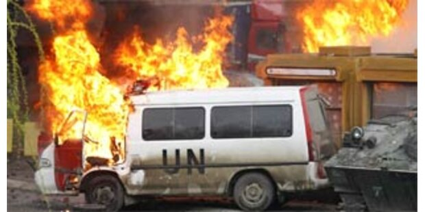 Ukrainischer UNO-Polizist erliegt Verletzungen