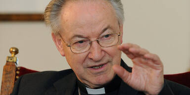 Alois Kothgasser Rücktritt als Erzbischof