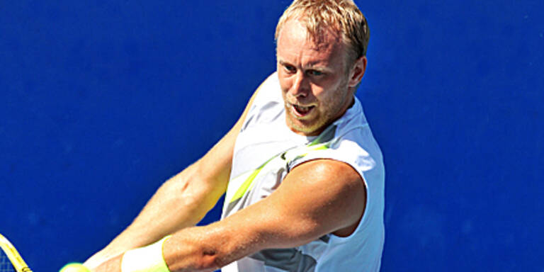 Koubek gibt Comeback im Davis Cup