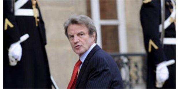 Sarkozy will Kouchner als EU-Außenminister
