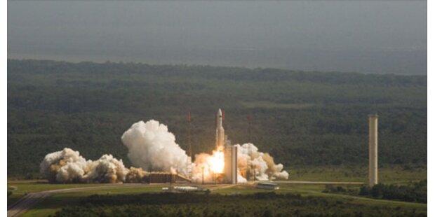 ESA schießt Super-Teleskope ins All