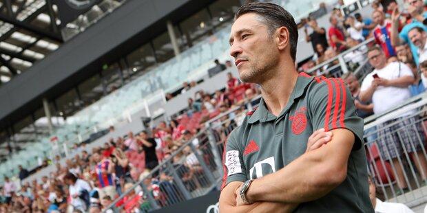 Kovac-Machtwort an Lewandowski