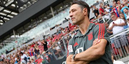 Juve schnappt Bayern Wunschspieler weg