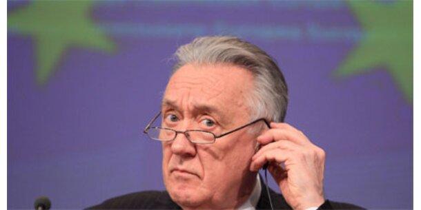 EU-Kommissar macht weiter Druck auf Ö