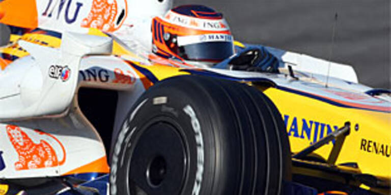 McLaren holt Kovalainen