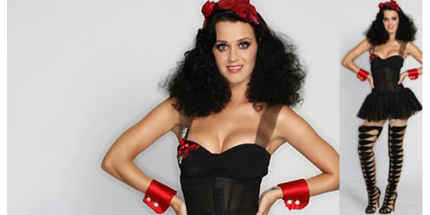 Katy Perry: Light-Bier für Ischgl-Sause