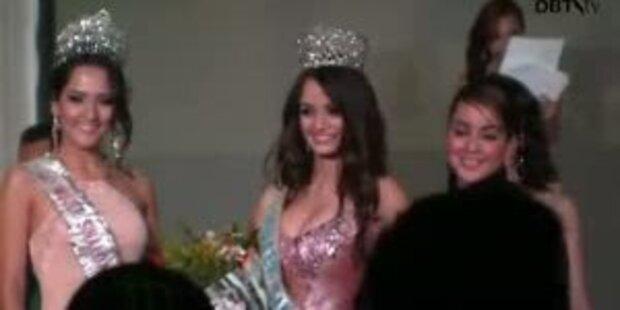María Susana Flores Gámez ist Miss Sinaloa 2012
