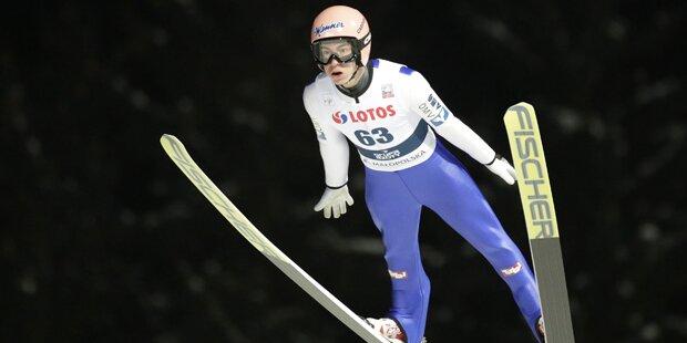 live skispringen