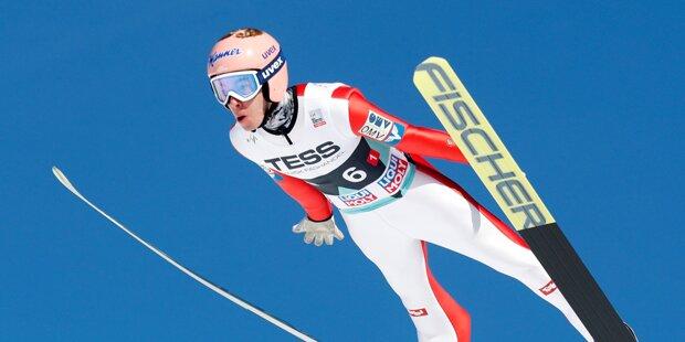 Kraft starker 5. - Stoch Weltcupsieger