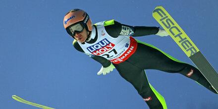 Stefan Kraft rechtzeitig in Top-Form