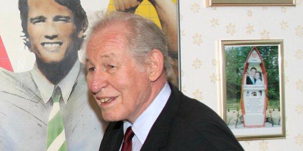 Steirischer Alt-Landeshauptmann Josef Krainer gestorben