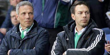 Rapid-Bosse wehren sich gegen Müller-Vorwürfe