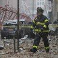Kran umgestürzt: ein Toter in New York